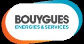 Logo Bouygues energie et services