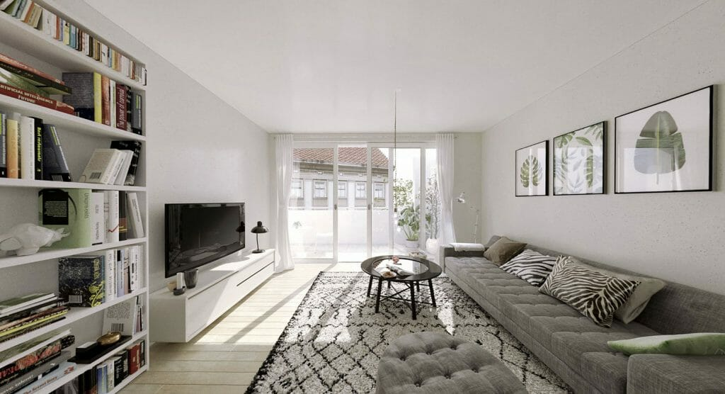 Appartement Bouygues Construction