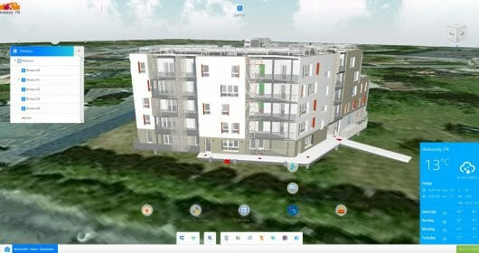 Projet Habitat 76 BIM