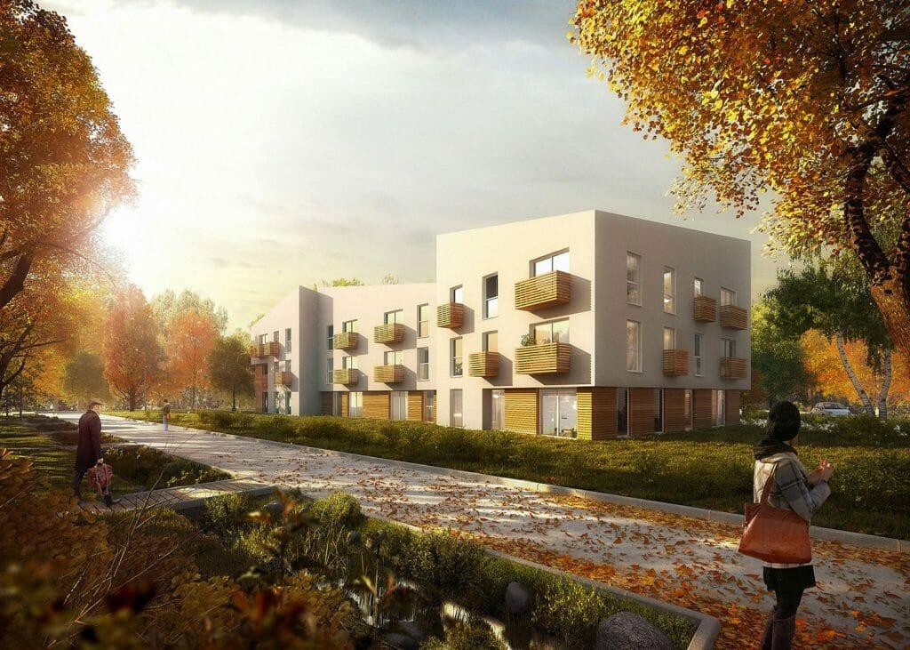 Perspective logements